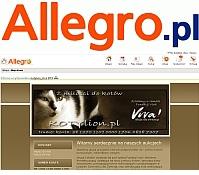 nasze aukcje na Allegro
